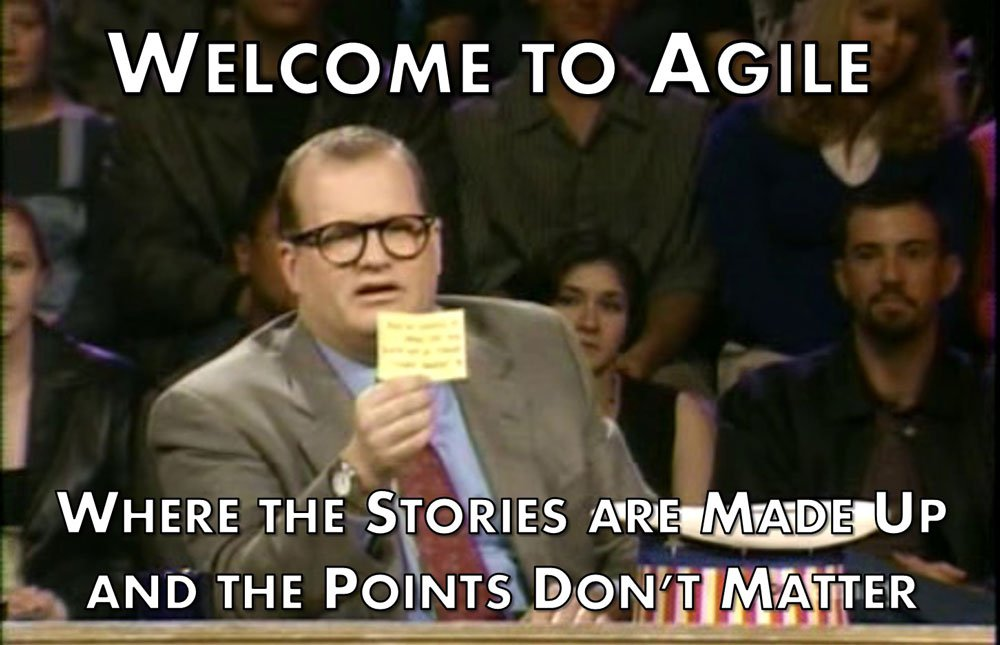Welcome to Agile