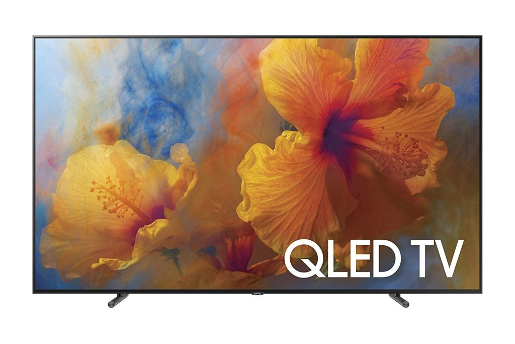 Samsung Electronics QN88Q9FAMFXZA 88 inch 4K Ultra HD Smart LED TV (2017)