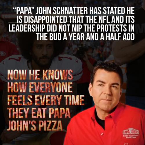 rotten pizza