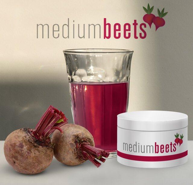 medium beets