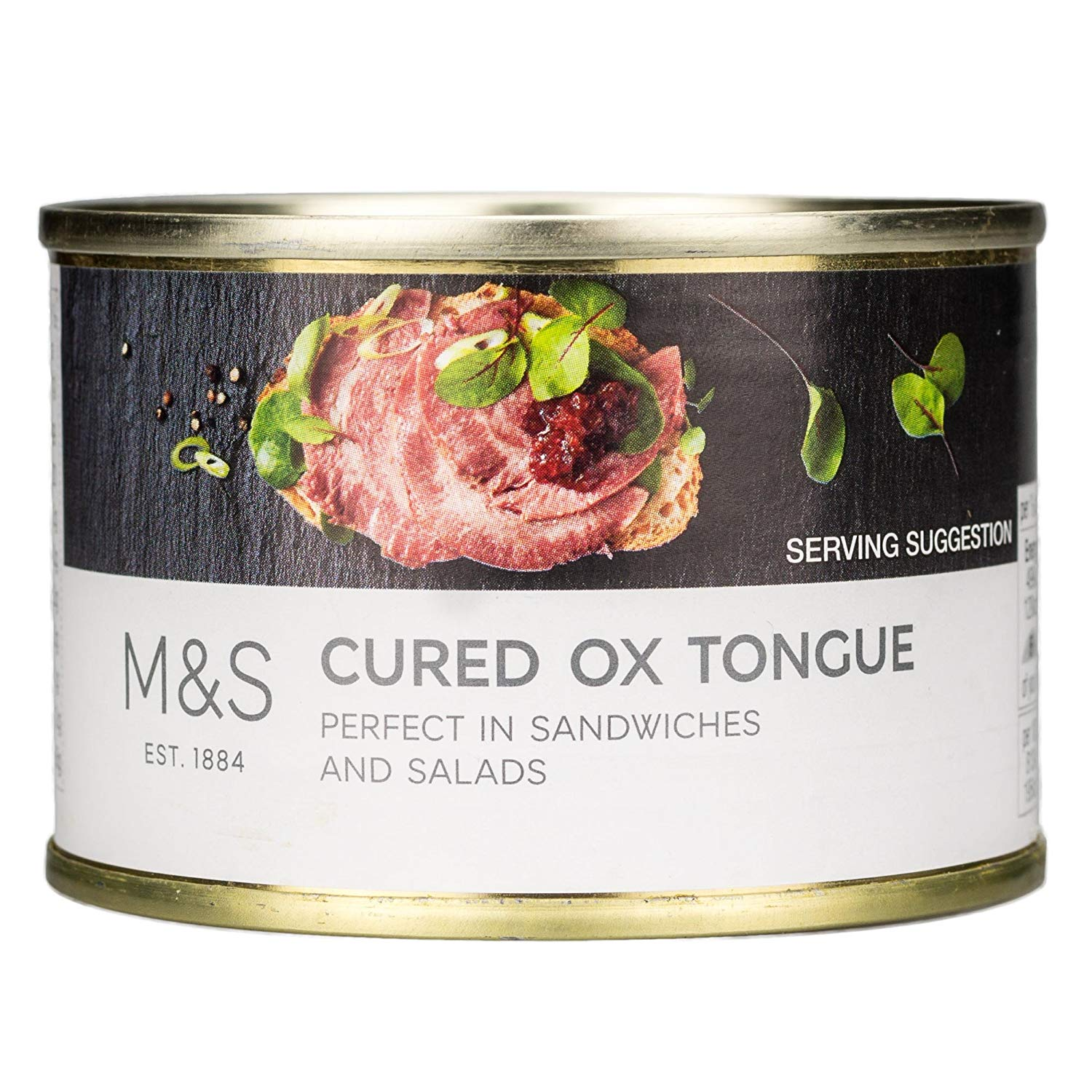 canned ox tongue