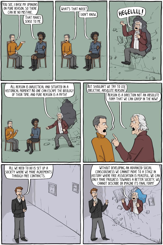 Hegel!