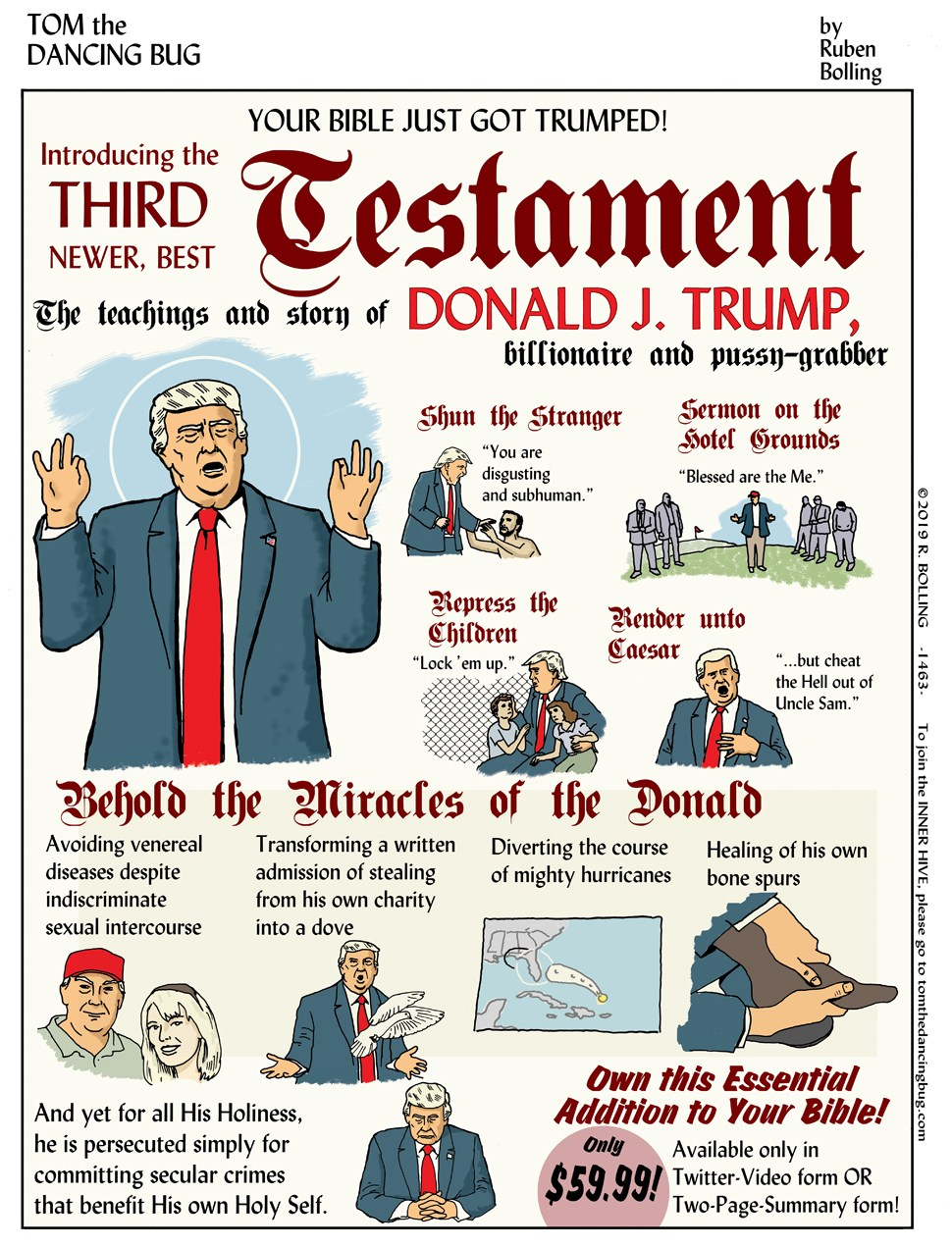 The Trump Testament