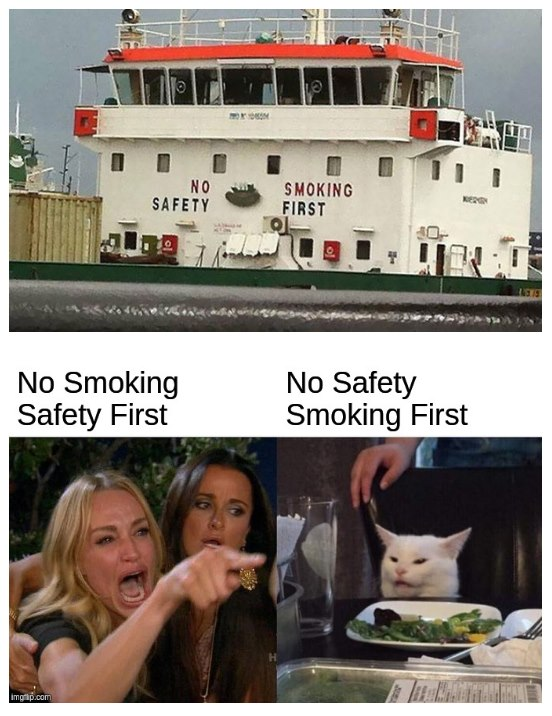 safety meme