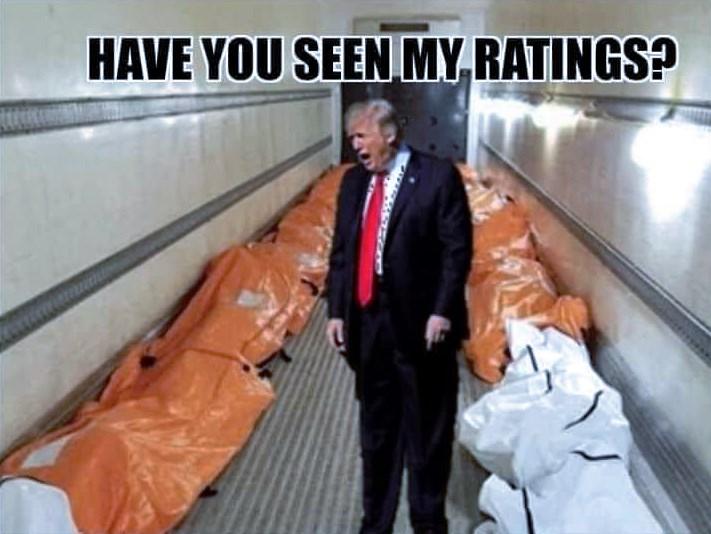 trump ratings
