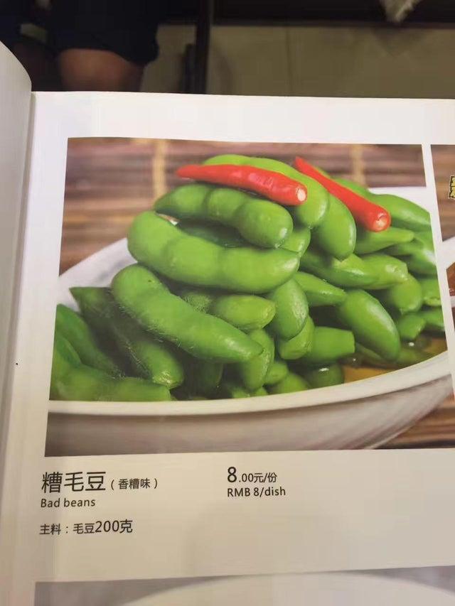 bad beans
