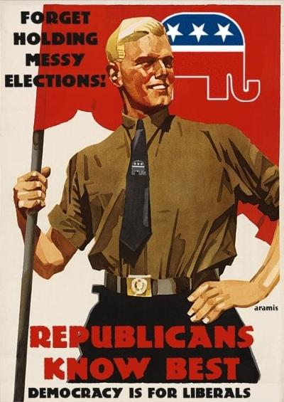 Republicans are fascists
